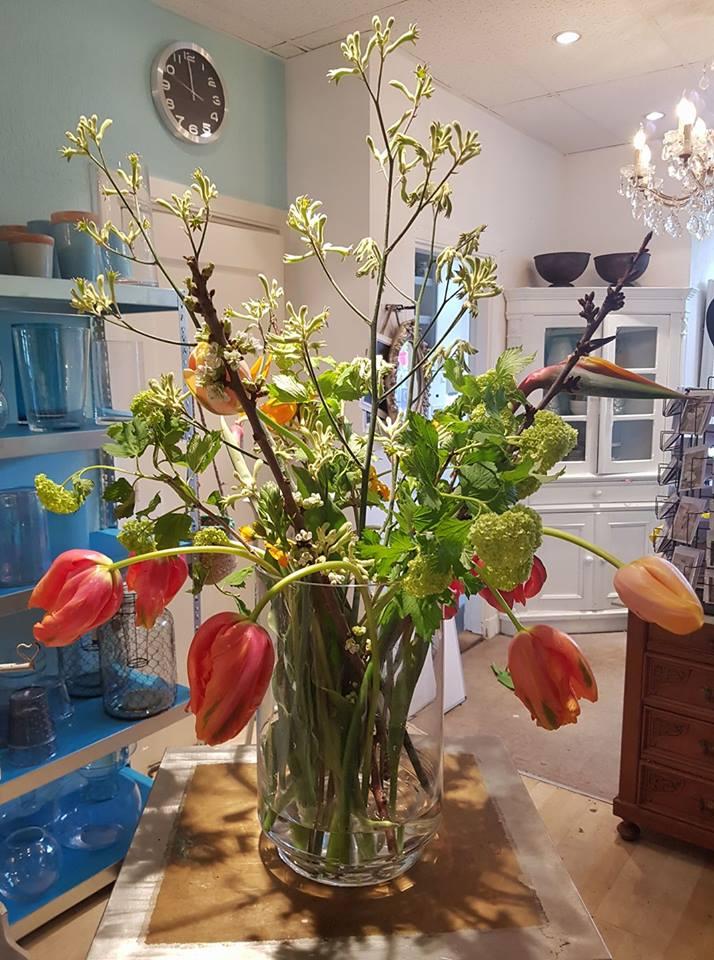 Mega tulpen boeketten en bloemen