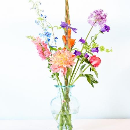 Seizoensverassing van bloemenwinkel Studio-31 Den Haag